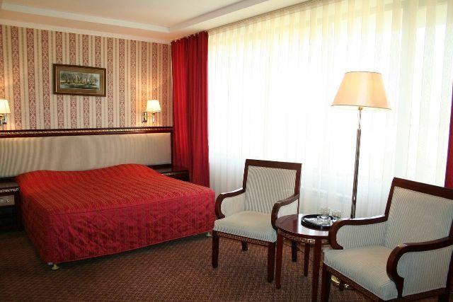 Double Deluxe room.