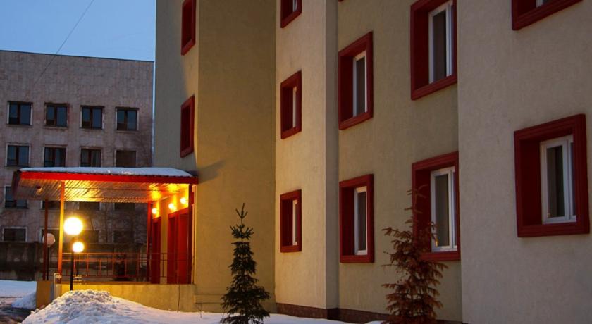 Гостиница Шагала.