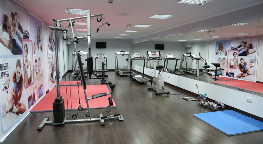 Sport hall.