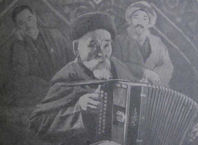 Шашубай Кошкарбаев.