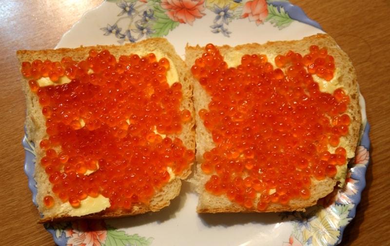 Caspian Caviar Kazakhstan.