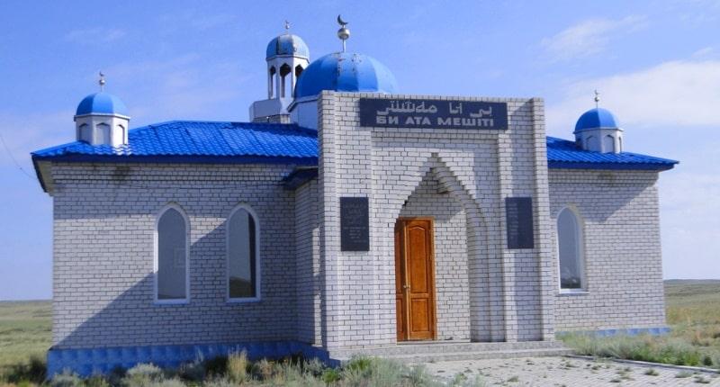 Kengirbaya mausoleum Bi.
