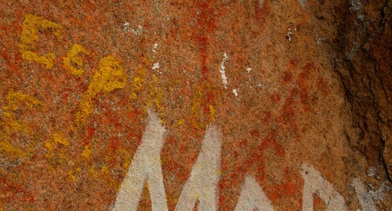 The petroglyphs of Barytastagan.