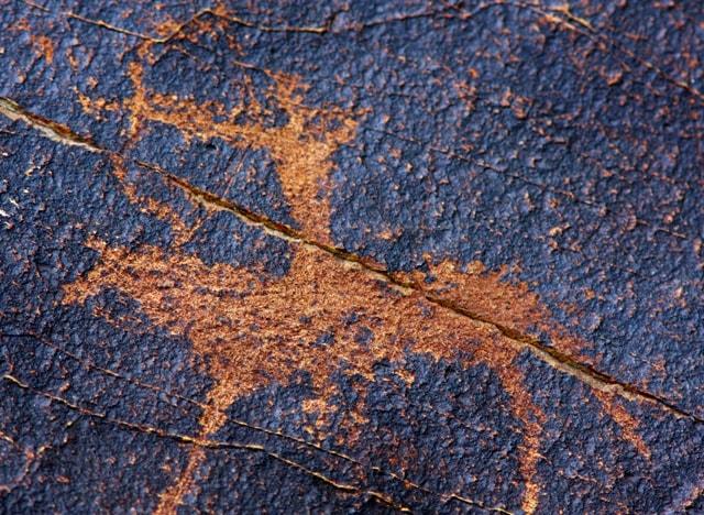 Eshkiolmes Turkic Time petroglyphs.