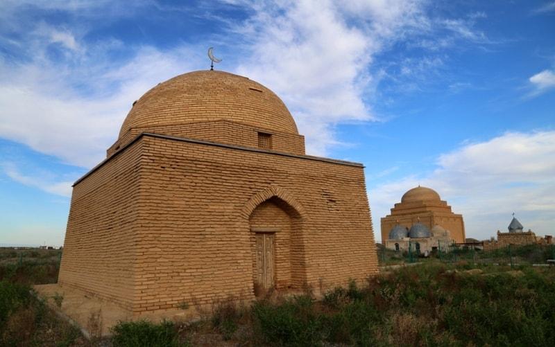 Mausoleum Aikozha.