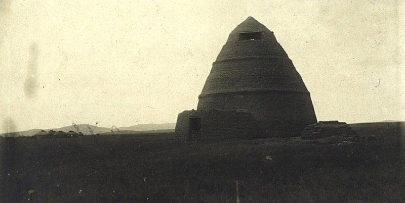 Mulushka Tomb. Dudin S.M. 1899.