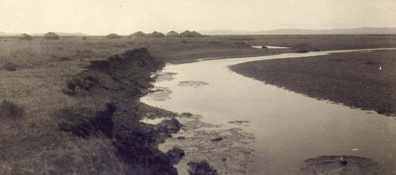 Dudin S.M. Nura River. Semipalatinsk region 1899.