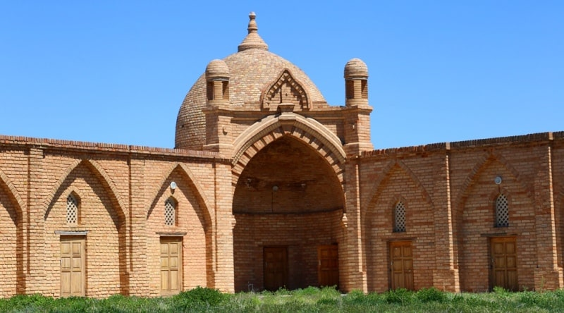 Baba Ata Madrasah.