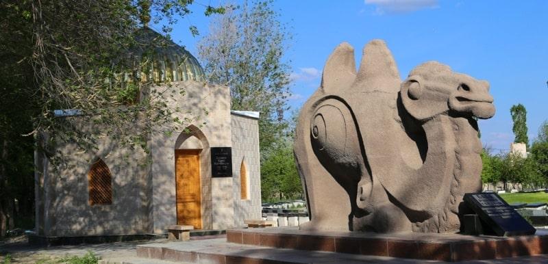 Мавзолей и архитектурный комплекс Карабура.