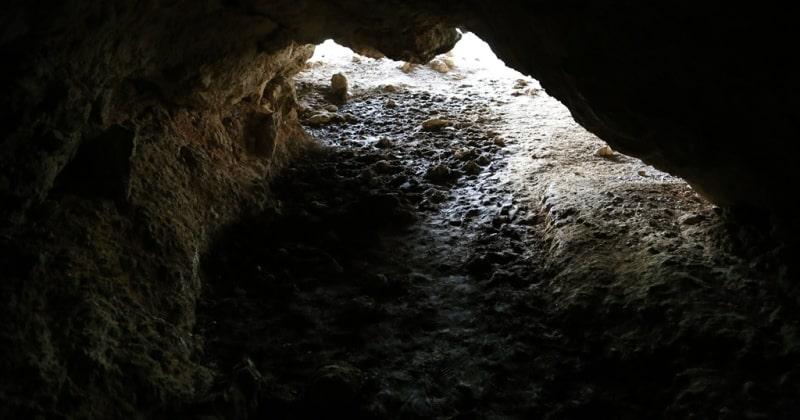 Пещерная стоянка Караунгир.