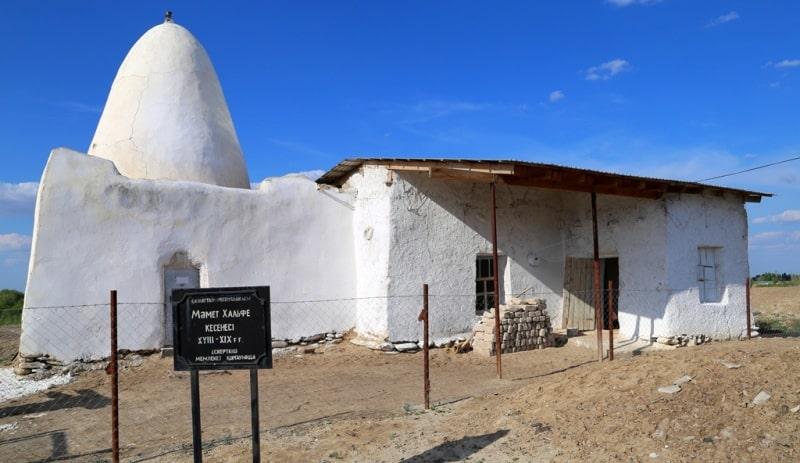 Мамед Халфе мавзолей.