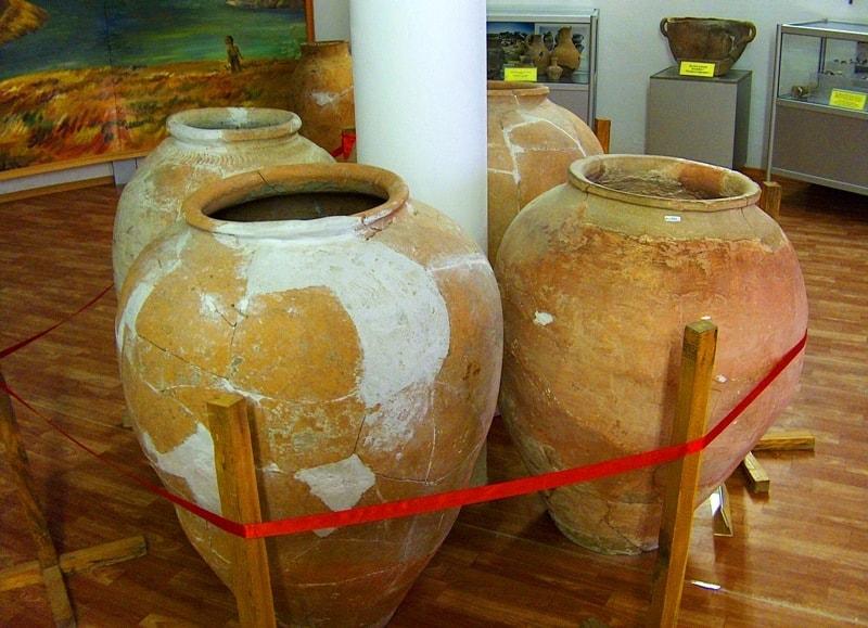 Culture of potters of Otrar.