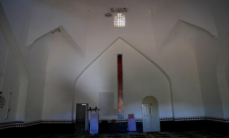 Мечеть-мавзолей Исхак Баба.
