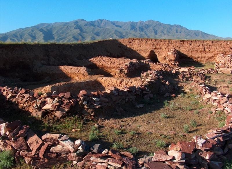 Крепость Акыртаса.