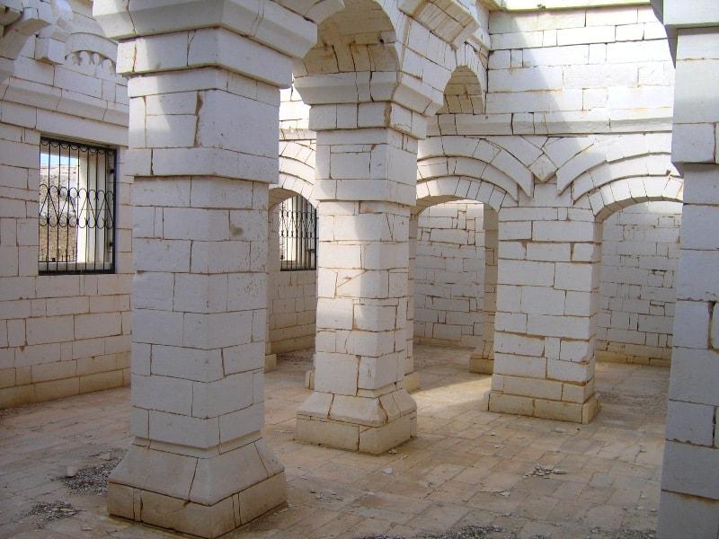 Мечеть Капаша.