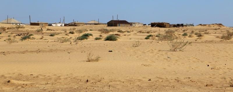 North Aral.