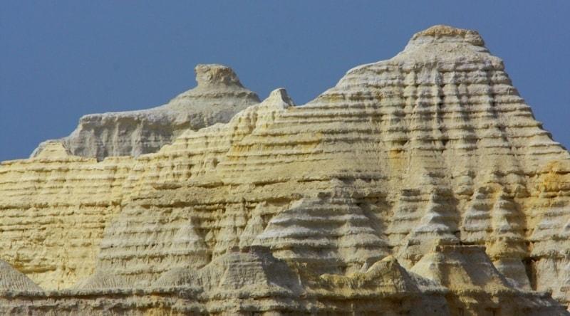 Cretaceous plateau Aktolagay.