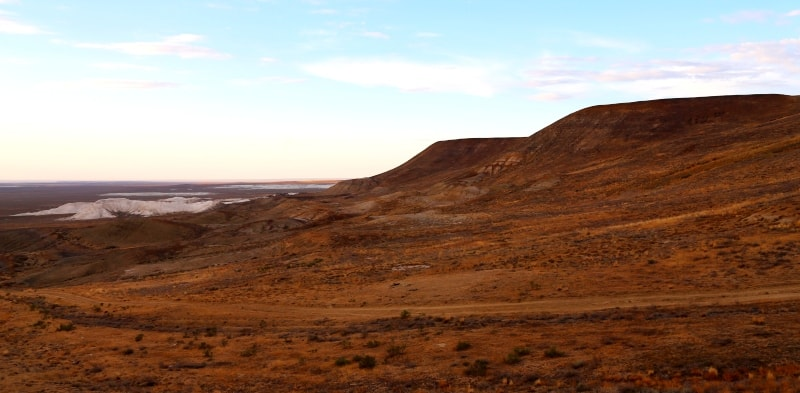 Гора Иманкара.