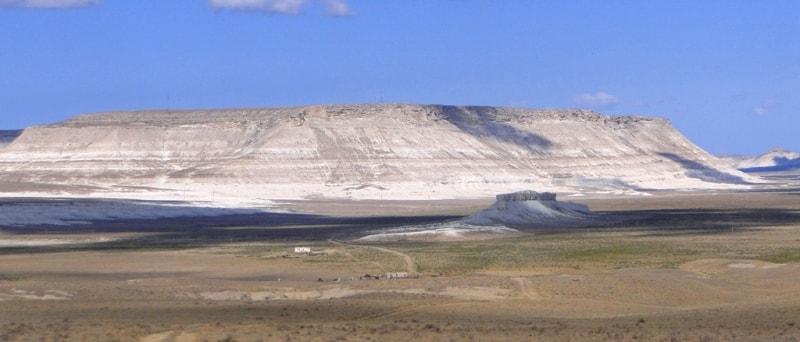 Valley Zharmysh.