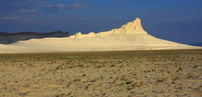 Ushkir Tau mountain.