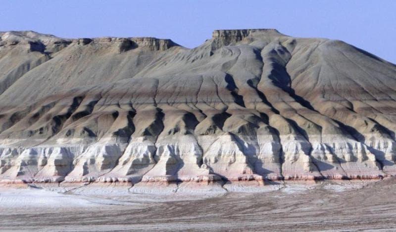 Mount Bokty.