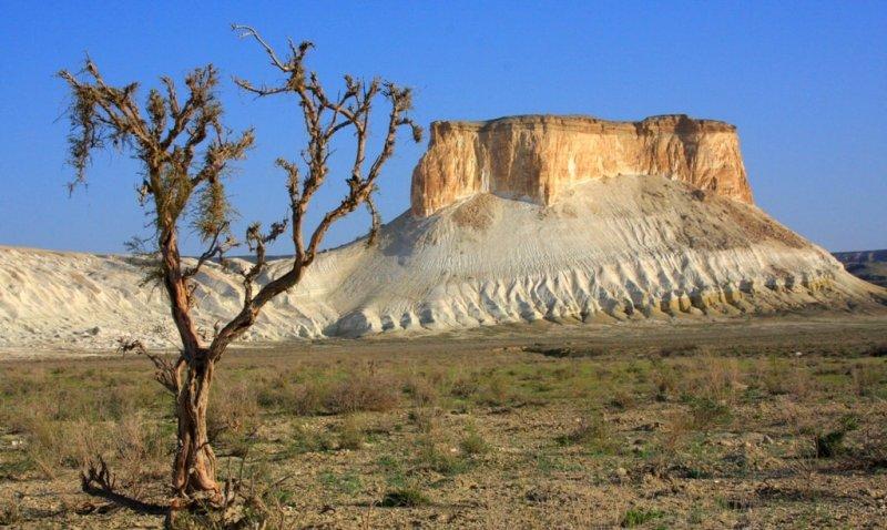 Borly tau mount. Boszhira valley.
