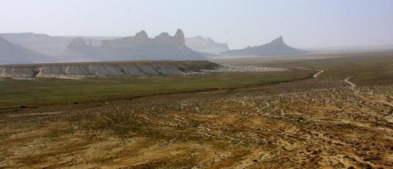 lost mountain Ushkir tau.
