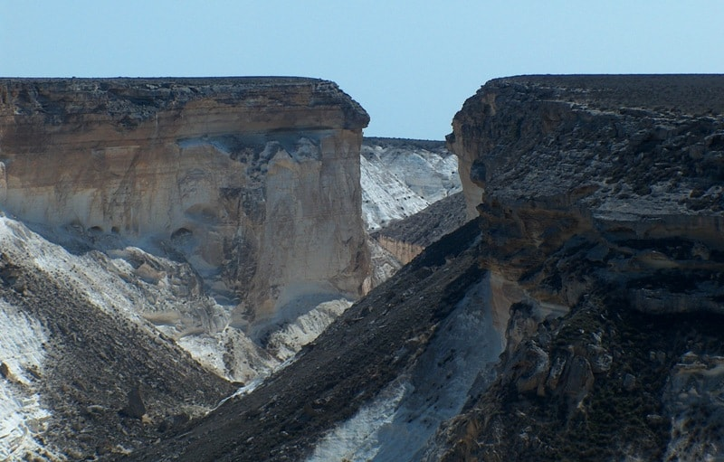 Canyon of Kapamsay.