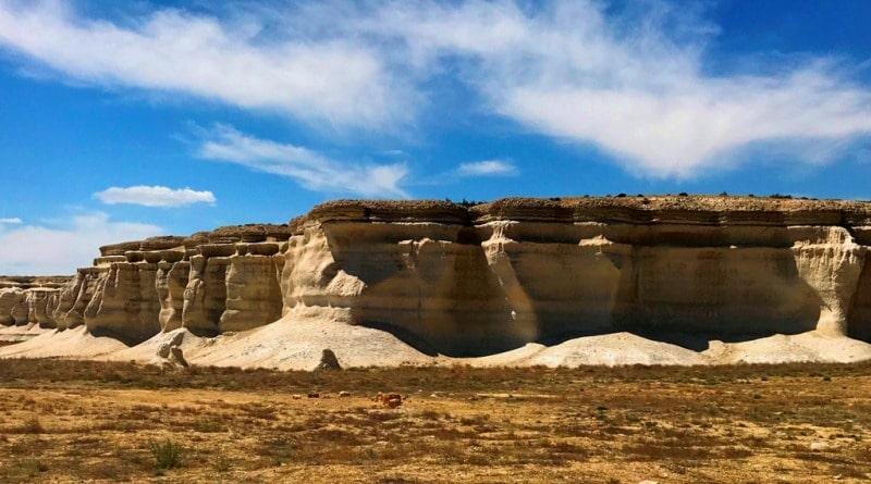 Kertty valley. Mangystau Region. Western Kazakhstan.