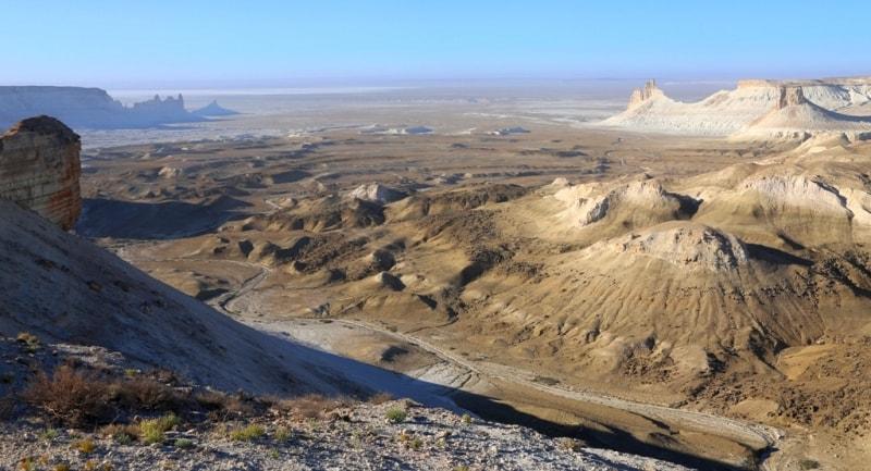 Fifth panorama Boszhira.