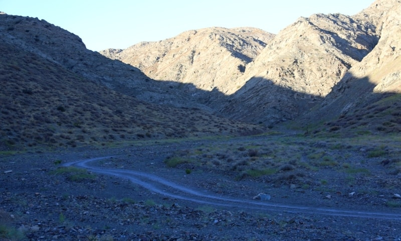 Samal gorge.
