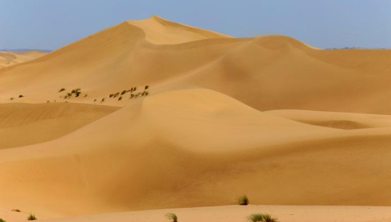 Sands Sauskan and environs.