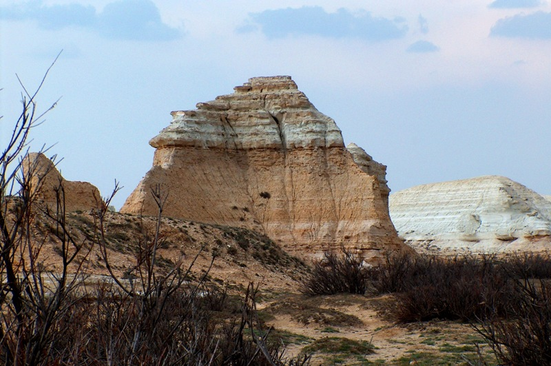 Cretaceous valley Usak.