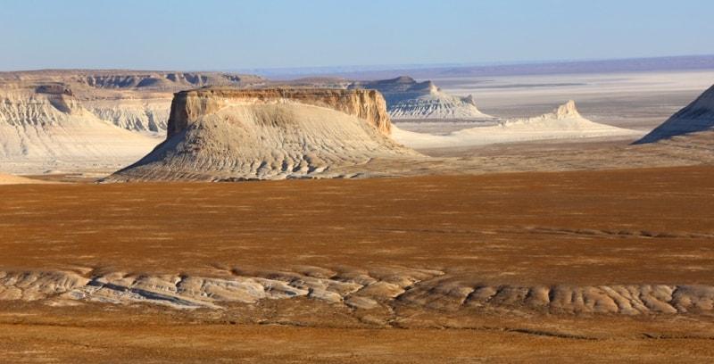 Second panorama of Boszhira.