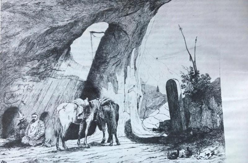 Кладбище Долы-апа.