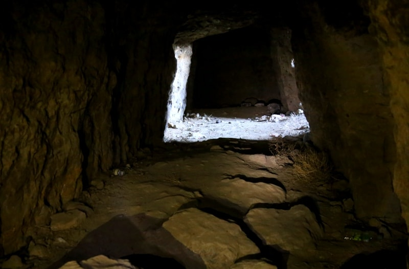 Imankara cave.