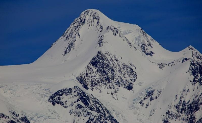 Mountains of the Katun ridge.