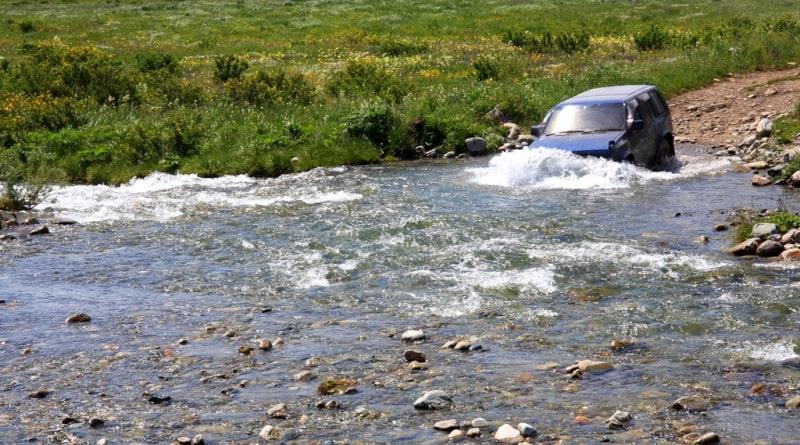 Достопримечательности и окрестности реки Тургусун.