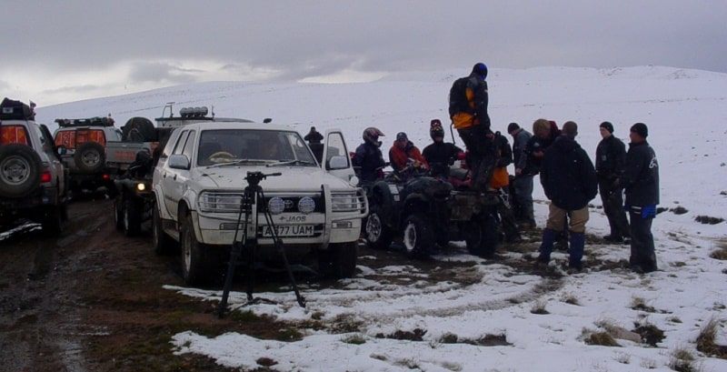 On May 9, 2004 on Assy pass.