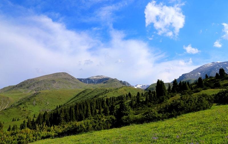 Valley Oykaragay.