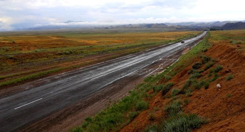 пустыни Таукум