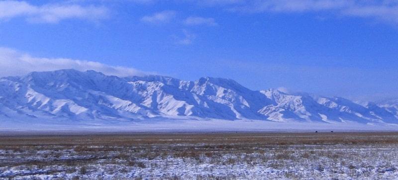 The Syugaty valley.