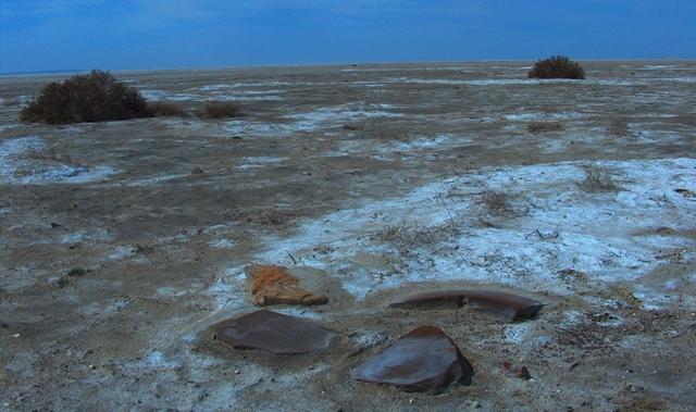 В 2004 году было найдено средневековое городище и некрополь.