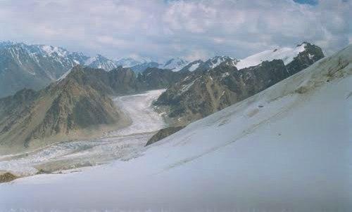 Ледник Дмитриева.