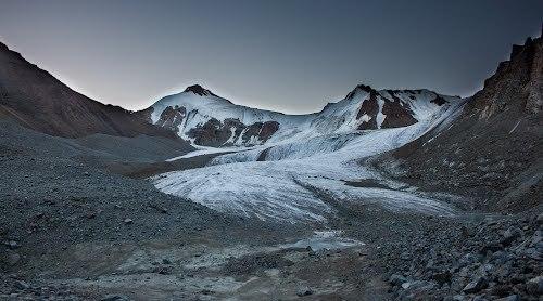 Ледник Пальгова.