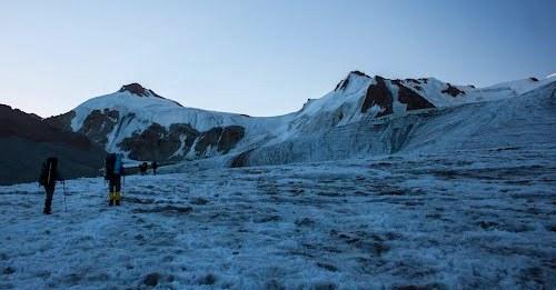 Ледник Пальгова Западный.