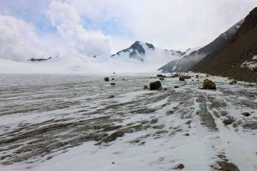 Ледник Шокальского.