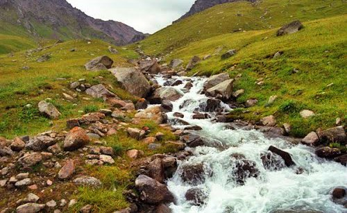 Река Аксай.
