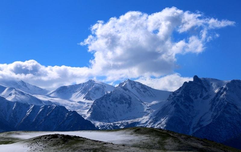 Gorge Kora in Zhungarskiy Alatau.