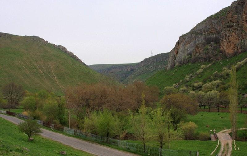 Mashat gorge.